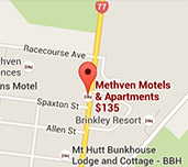 Methven Motels and Appartments